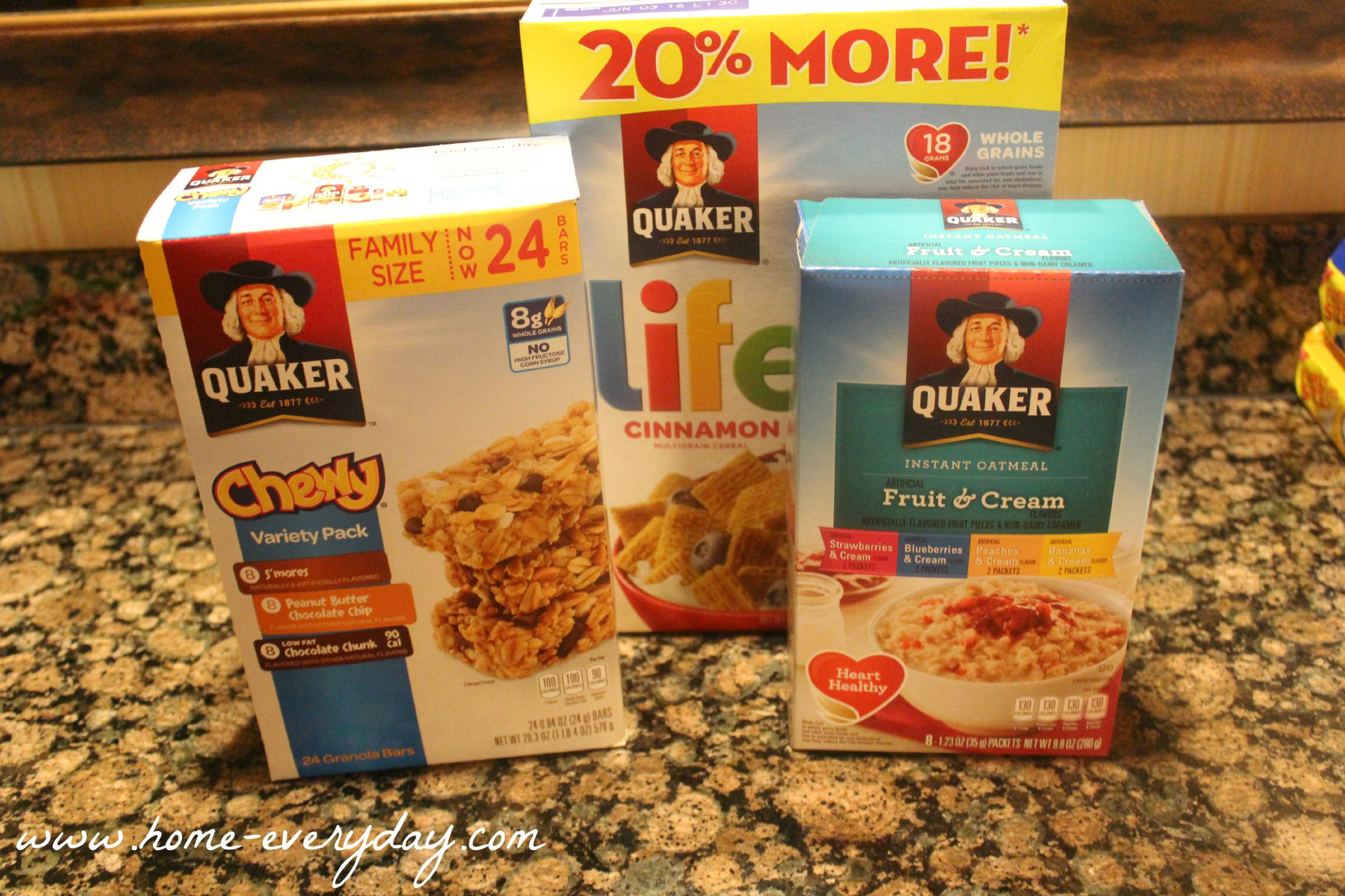 Quaker Parfaits 11