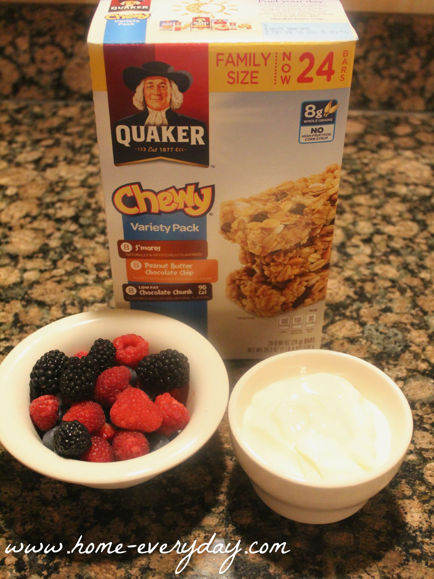 Quaker Parfaits 6