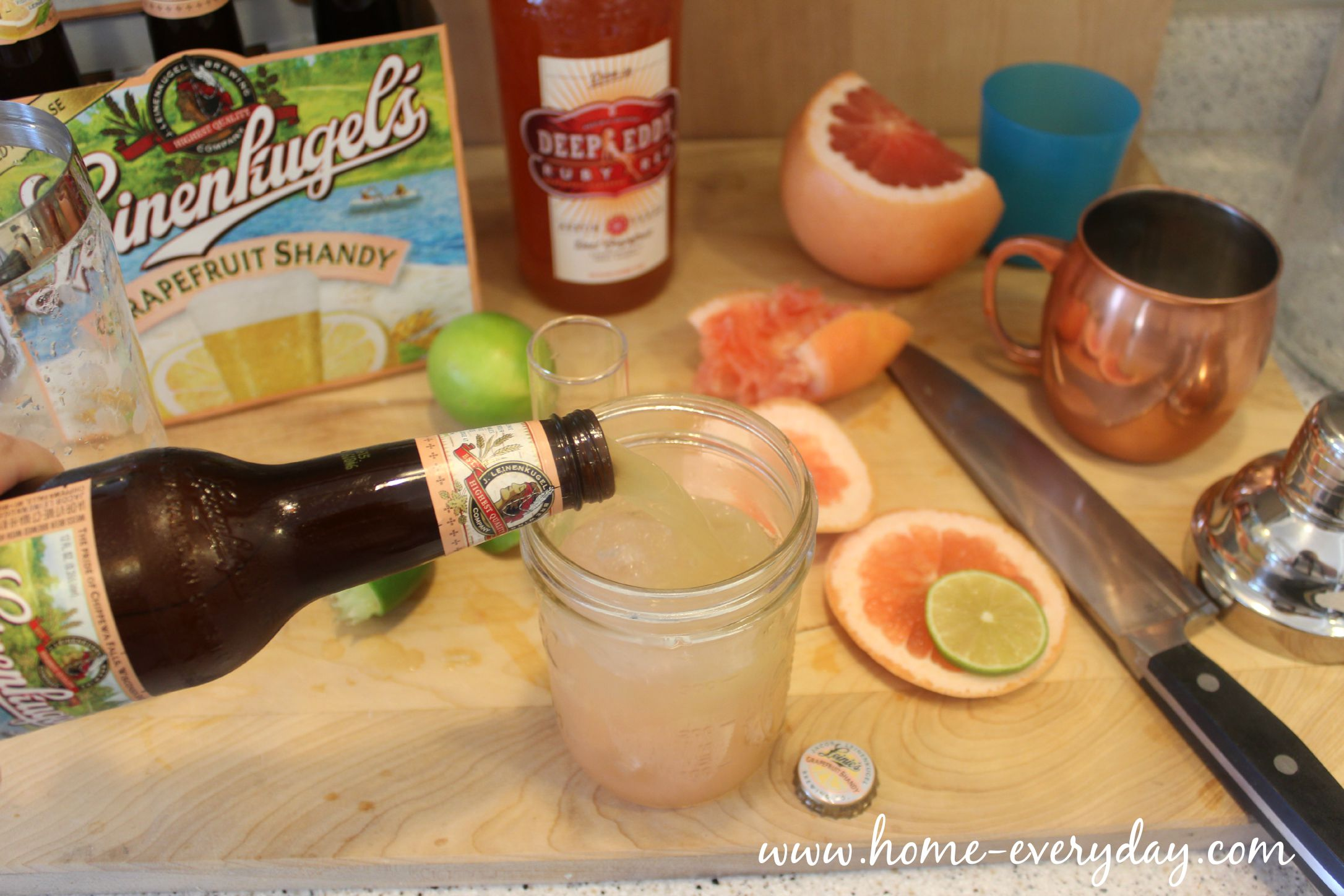 Grapefruit Mules 4