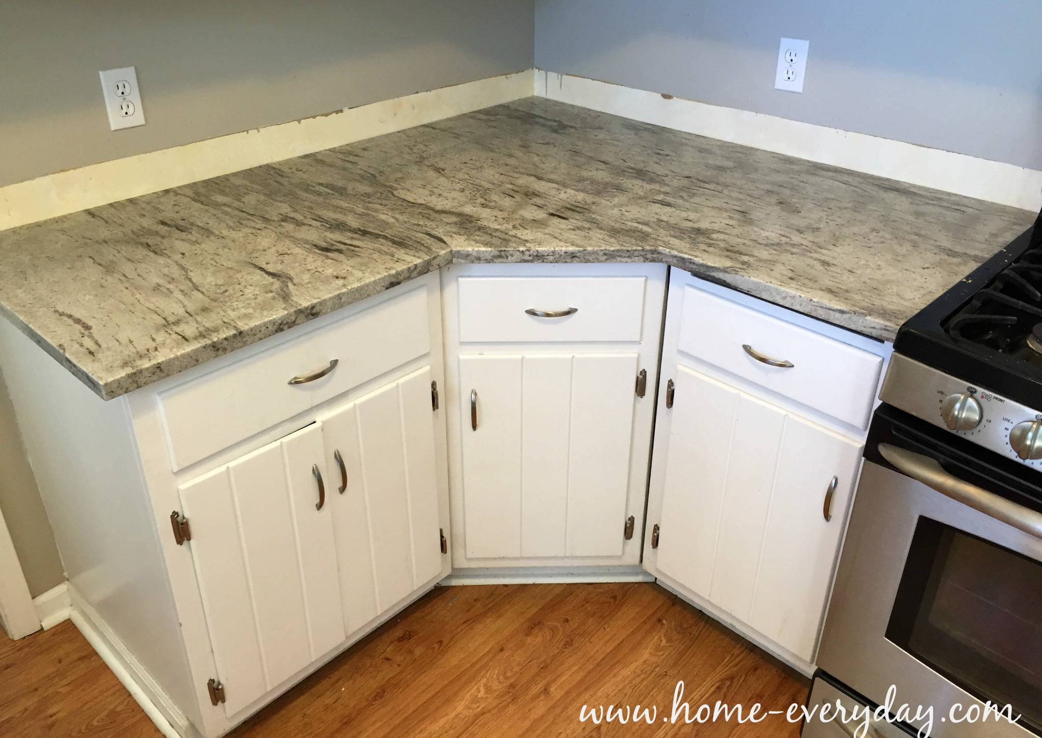 Countertop Installation 11