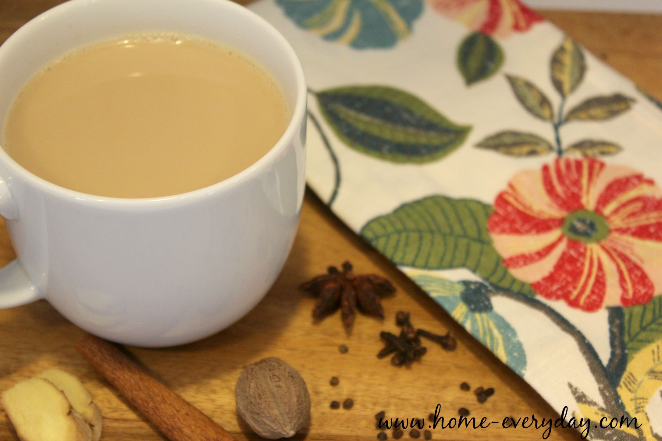 Chai Tea Latte 11