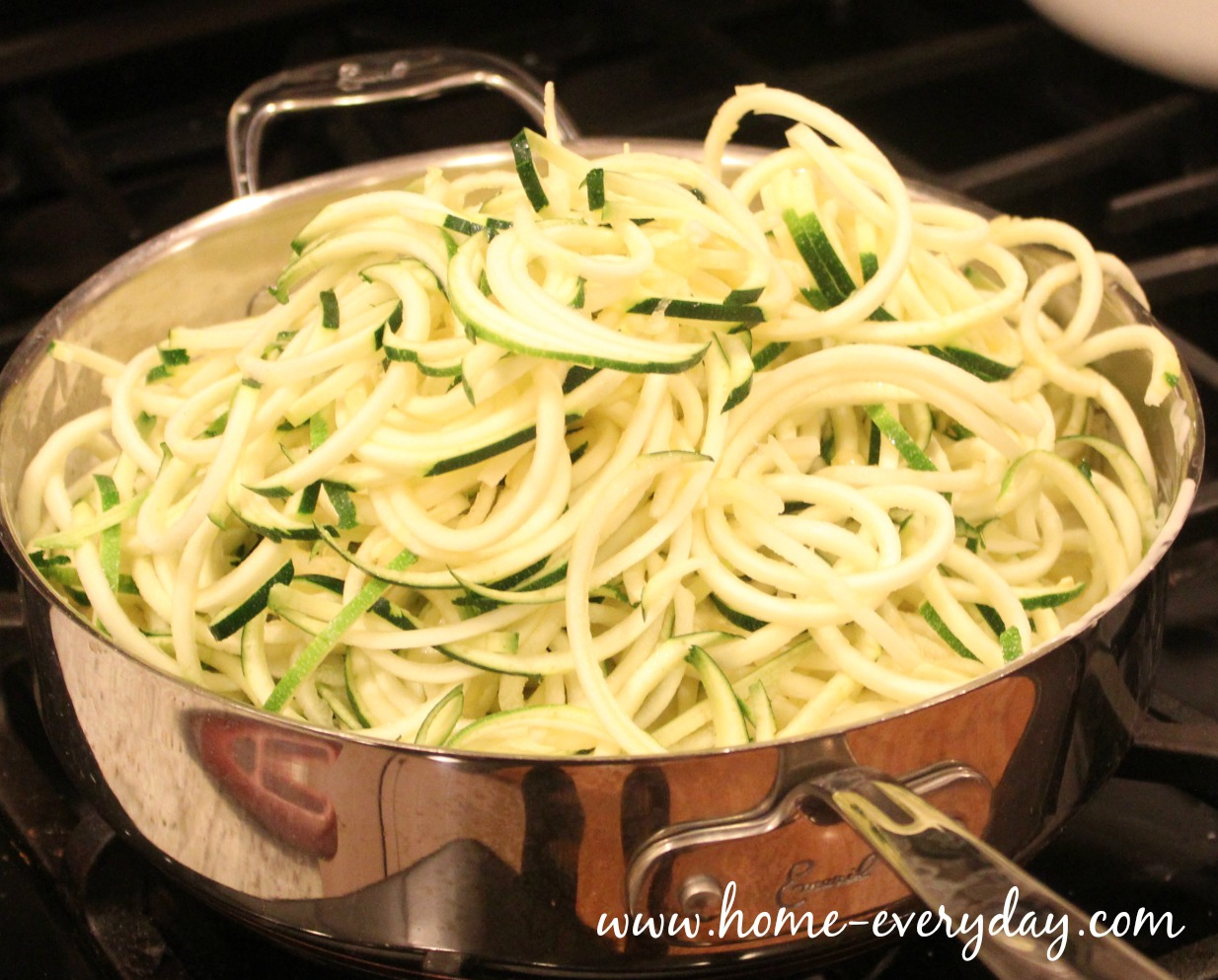 Zucchini Noodles Not Really 11