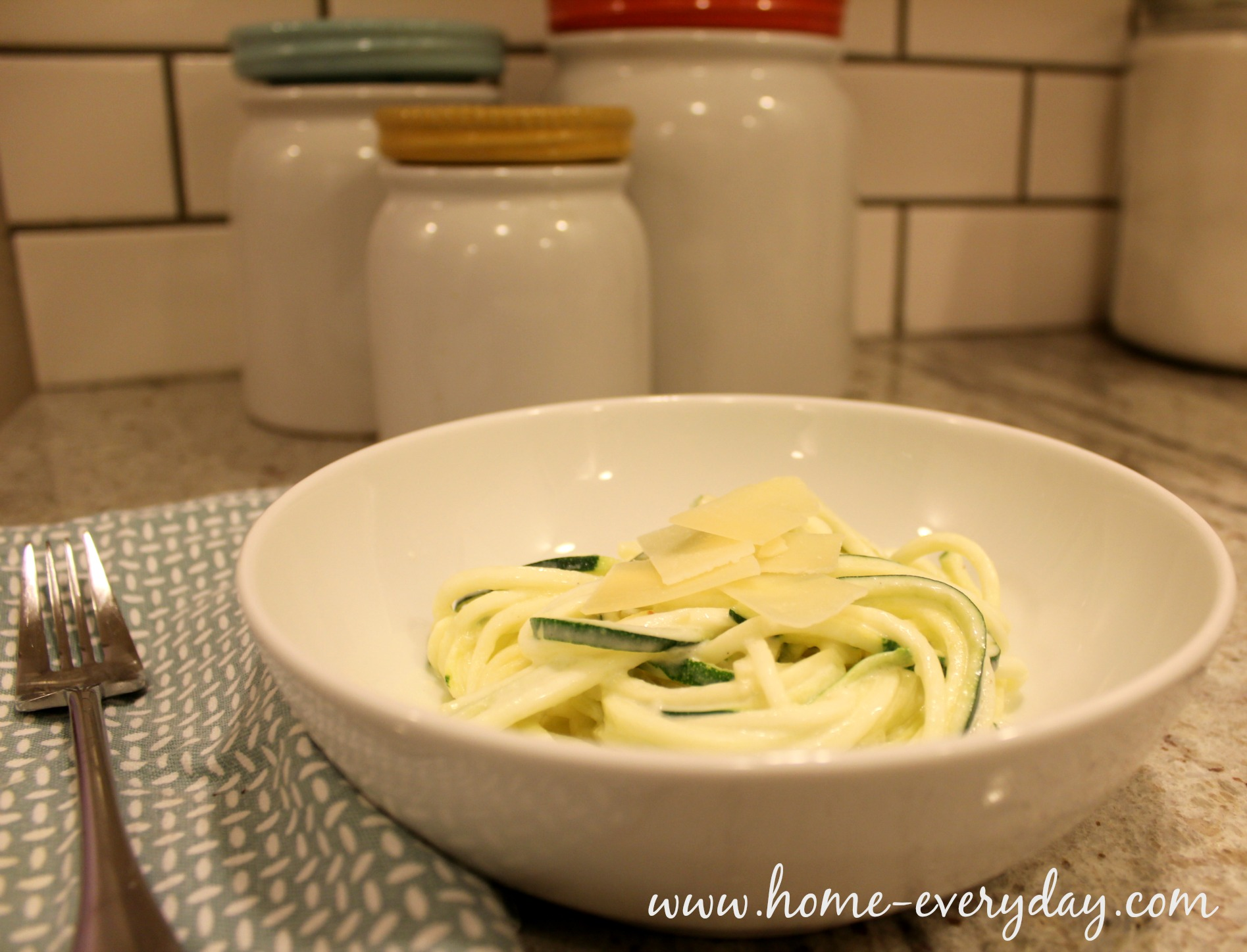 Zucchini Noodles Not Really 15