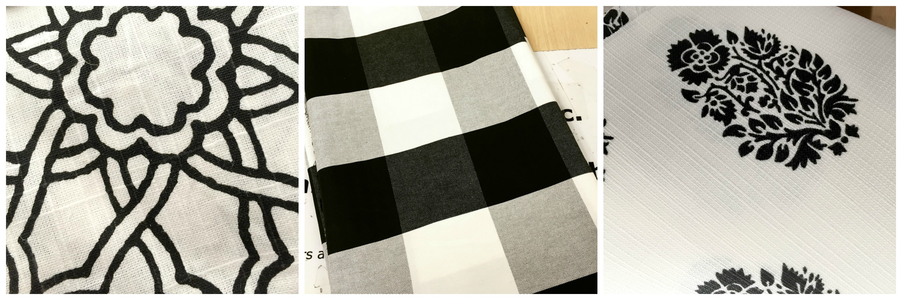 Black And White Check Curtain Fabric Curtain Menzilperde Net